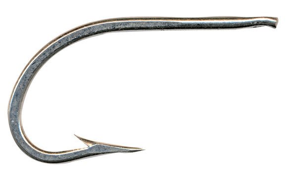 Fishing Hook, Mustad 3412DT 8/0 - Monkalur