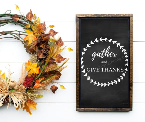 Gather and Give Thanks - Southern Crush