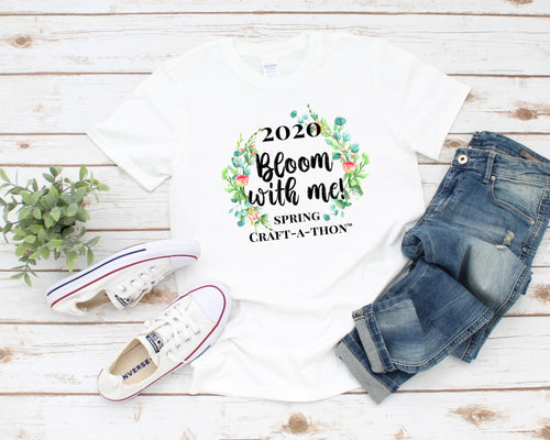 2020 Spring Craft-a-thon T-Shirt