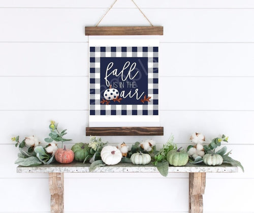 Fall is in the Air Printable 8x10 - Southern Crush