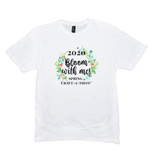 Load image into Gallery viewer, 2020 Spring Craft-a-thon T-Shirt - Southern Crush
