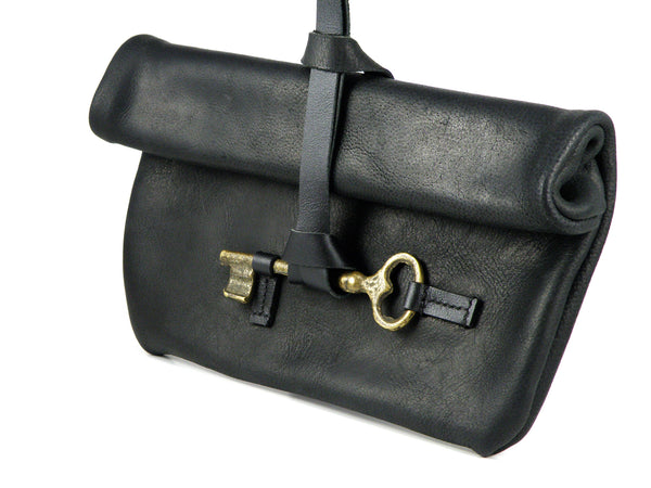 Cairo Key Rollover Clutch