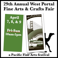West Portal Fine Arts & Crafts Fair