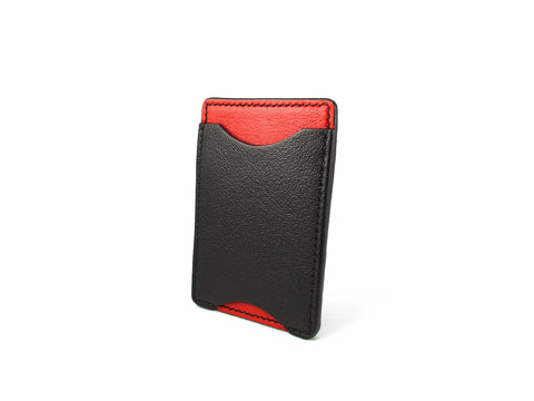 Lux Card Sleeve Card Case - KAMEL