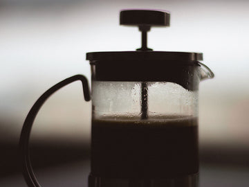 How to brew coffee with a French Press