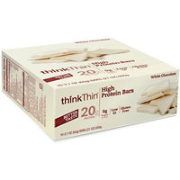 White Chocolate / 10 - 60 g bars [1 lb 5 oz (600 g)]