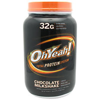 ISS OhYeah! Protein Powder