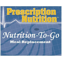 Nutrition-To-Go - Balanced Meal Replacement (1lb)