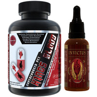 Invictus + K1NGS BLOOD Stack
