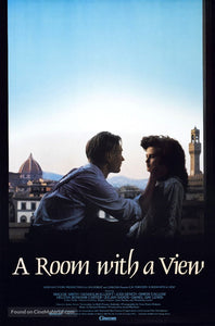 A Room with a View Poster//A Room with a View Movie Poster//Movie Poster//Poster Reprint