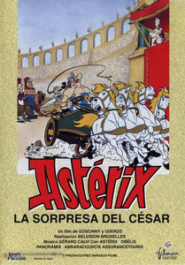 Asterix et la surprise de Cesar Poster//Asterix et la surprise de Cesar Movie Movie Poster//Movie Poster//Poster Reprint