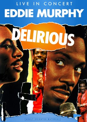 Delirious Poster//Delirious Movie Poster//Movie Poster//Poster Reprint