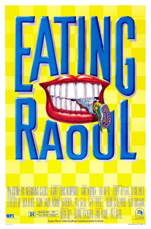 Eating Raoul Poster//Eating Raoul Movie Poster//Movie Poster//Poster Reprint