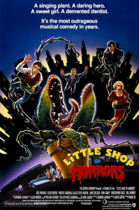Little Shop of Horrors Poster//Little Shop of Horrors Movie Poster//Movie Poster//Poster Reprint