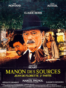 Manon des sources Poster//Manon des sources Movie Poster//Movie Poster//Poster Reprint