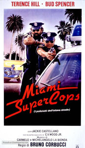 Miami Supercops Poster//Miami Supercops Movie Poster//Movie Poster//Poster Reprint