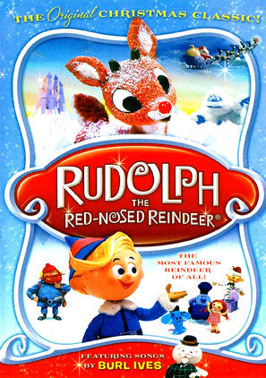 Rudolph, the Red-Nosed Reindeer Poster//Rudolph, the Red-Nosed Reindeer Movie Poster//Movie Poster//Poster Reprint