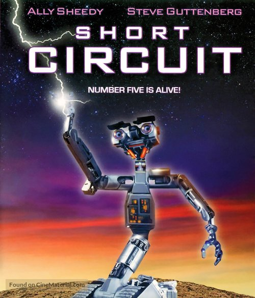 Short Circuit Poster//Short Circuit Movie Poster//Movie Poster//Poster Reprint
