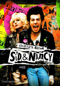 Sid and Nancy Poster//Sid and Nancy Movie Poster//Movie Poster//Poster Reprint
