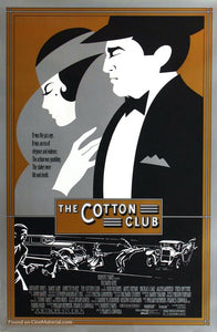 The Cotton Club Poster//The Cotton Club Movie Poster//Movie Poster//Poster Reprint