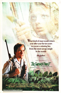 The Emerald Forest Poster//The Emerald Forest Movie Poster//Movie Poster//Poster Reprint