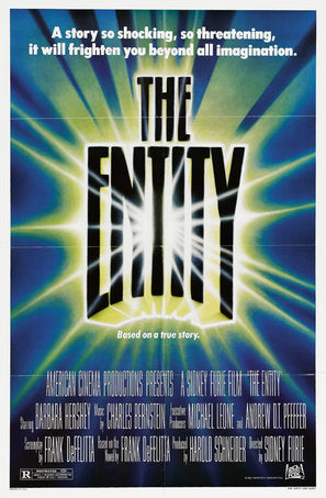 The Entity Poster//The Entity Movie Poster//Movie Poster//Poster Reprint