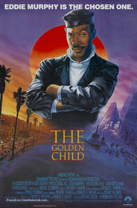 The Golden Child Poster//The Golden Child Movie Poster//Movie Poster//Poster Reprint