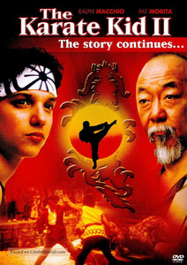 The Karate Kid, Part II Poster//The Karate Kid, Part II Movie Poster//Movie Poster//Poster Reprint