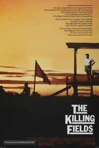 The Killing Fields Poster//The Killing Fields Movie Poster//Movie Poster//Poster Reprint