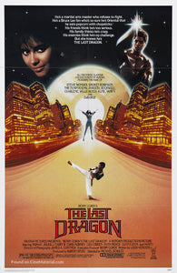 The Last Dragon Poster//The Last Dragon Movie Poster//Movie Poster//Poster Reprint