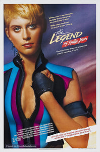 The Legend of Billie Jean Poster//The Legend of Billie Jean Movie Poster//Movie Poster//Poster Reprint