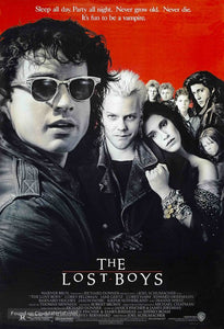 The Lost Boys Poster//The Lost Boys Movie Poster//Movie Poster//Poster Reprint
