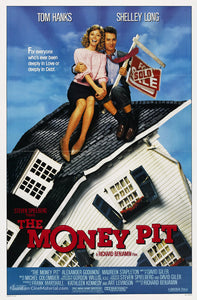 The Money Pit Poster//The Money Pit Movie Poster//Movie Poster//Poster Reprint