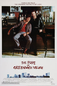 The Pope of Greenwich Village Poster//The Pope of Greenwich Village Movie Poster//Movie Poster//Poster Reprint