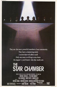 The Star Chamber Poster//The Star Chamber Movie Poster//Movie Poster//Poster Reprint
