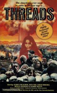 Threads Poster//Threads Movie Poster//Movie Poster//Poster Reprint