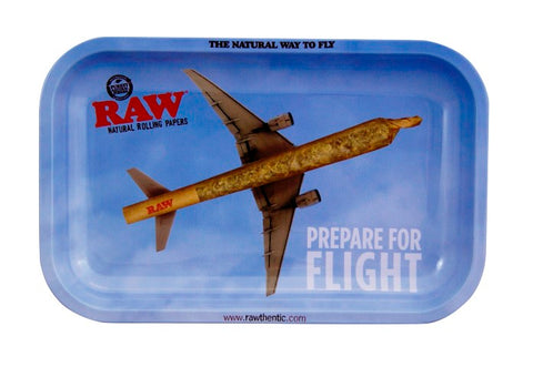 RAW Prepare for Flight