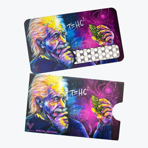 Einstein Grinder Card