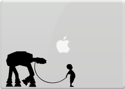 Copy of AT-TE con niño | AT-AT WALKER with boy - Star Wars
