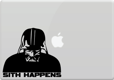 "Darth Vader ""Sith Happens"" 
