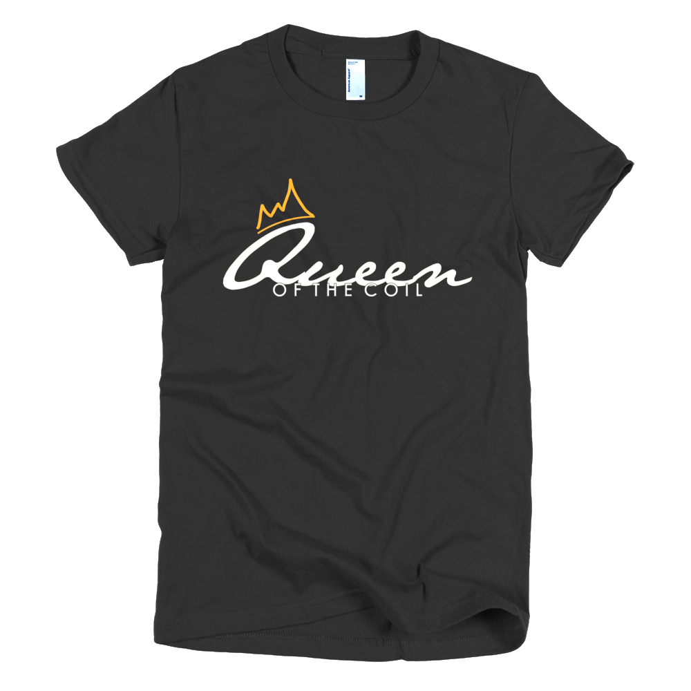 Queen of the Coil Ladies T-Shirt