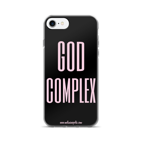 God Complex iPhone 7/7 Plus Case