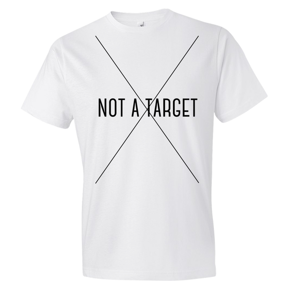 Not A Target Men's Short Sleeve Tee