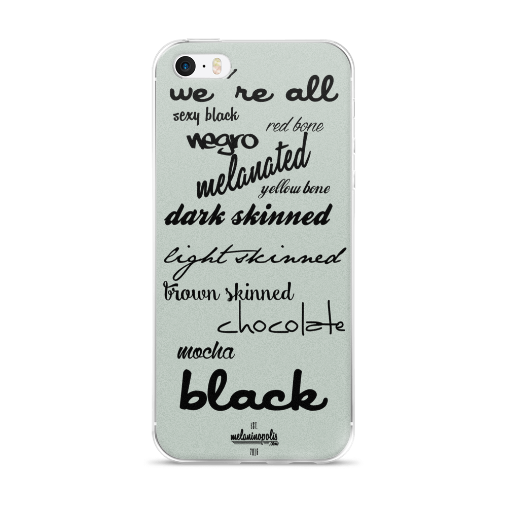 Solidarity iPhone Case
