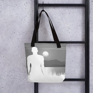 Tote bag - Small Island Girl