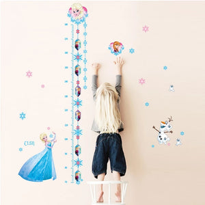 Princess Elsa Growth Chart
