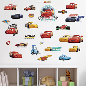 Disney Racing Cars