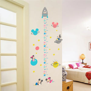 Mickey Rocket Growth Chart