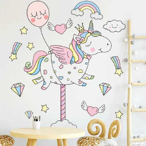 Happy Unicorn