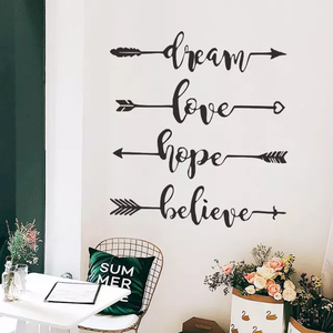 Dream Love Hope Believe